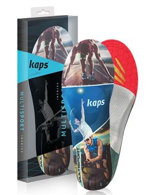 Wkładka do butów sportowych, damska, Multisport, Kaps