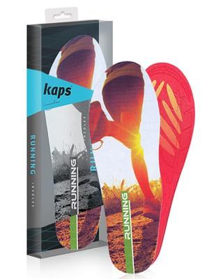 Wkładka do biegania, do butów sportowych, damska, Running Kaps