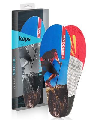 Wkładka do butów trekkingowych, męska, Trekking Kaps
