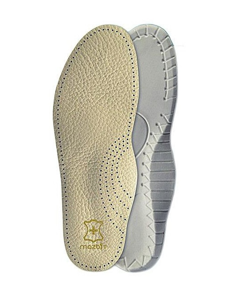 Wkładka do butów, skórzana, ortopedyczna, damska, Travel MO414