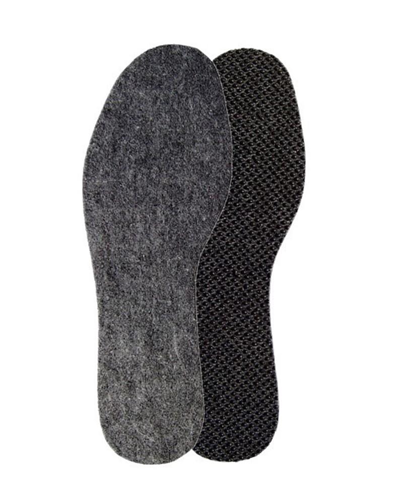 Wkładki do butów, filcowe, jeżyk, męskie, 018, Mazbit
