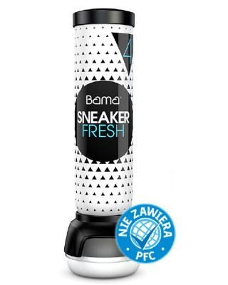Odświeżacz do butów, do tenisówek, Sneaker Fresh, Bama, 100 ml