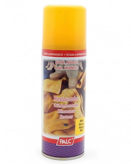 Żółta pasta, renowator do zamszu nubuku, Palc, 200 ml