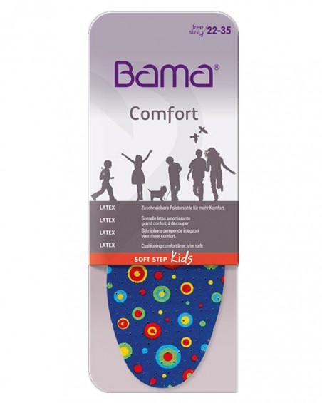 Wkładka lateksowa dla dzieci, odświeżająca, Soft Step Kids, Kids