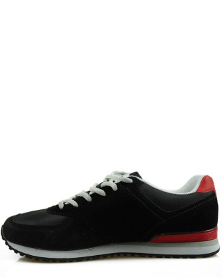 Adidasy męskie czarne American 33100-2