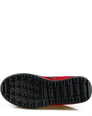 Adidasy młodzieżowe czerwone WW53969-2 American