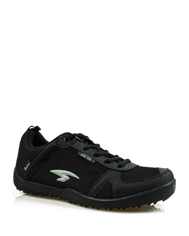 Adidasy młodzieżowe czarne WW53969-1 American