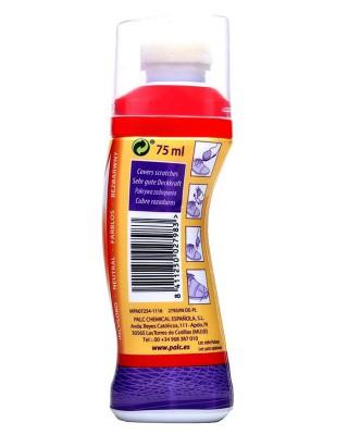 Bezbarwna pasta w płynie do butów, nabłyszczająca, Fluid Cream, Palc