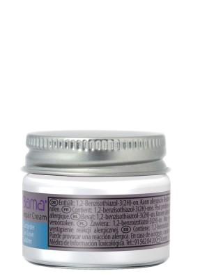 Czarny reperator koloru do skóry licowej, Repair Cream, Bama