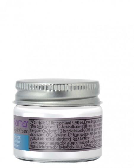 Granatowy reperator koloru do skóry licowej, Repair Cream, Bama