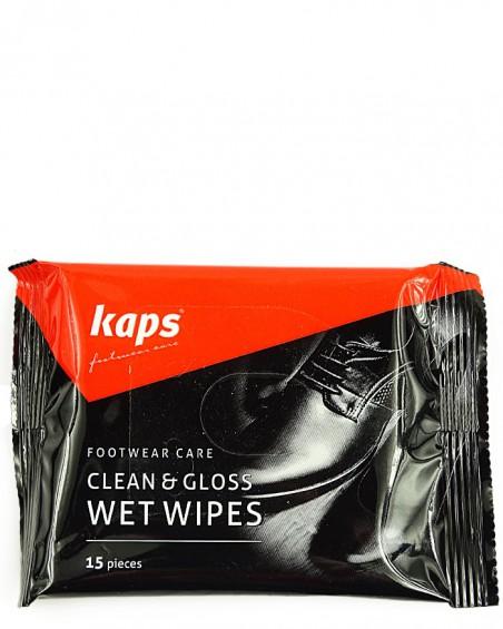 Clean Gloss Wet Wipes, chusteczki do czyszczenia i pielęgnacji