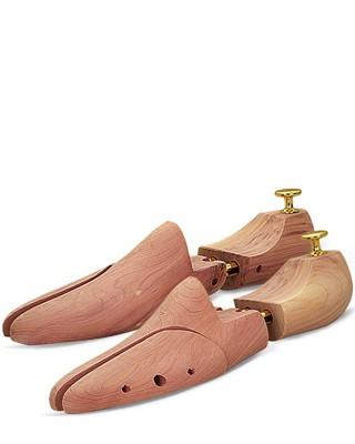 Prawidła cedrowe do butów, ekskluzywne prawidła z drzewa cedrowego