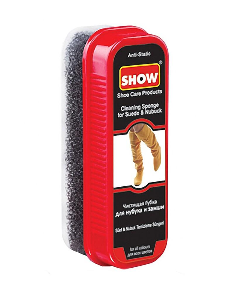 Czyścik do zamszu poręczny czyścik do nubuku, Cleaning Sponge, Show
