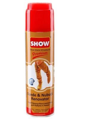Renowator, pasta do zamszu nubuku, Show, 250 ml, Camel