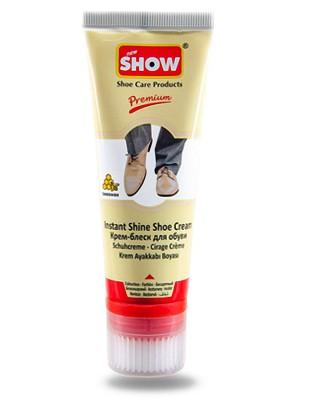 Pasta, krem do butów, samo połyskowy, bezbarwny, Show, 75 ml