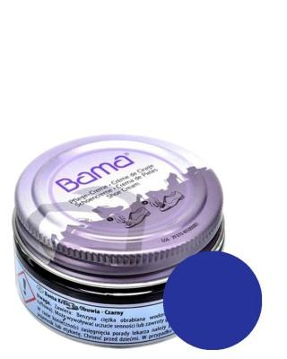 Niebieski krem, pasta do butów G56, Shoe Cream Bama, 089, 50 ml