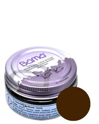 Kasztanowy krem, pasta do butów G56, Shoe Cream Bama, 039, 50 ml
