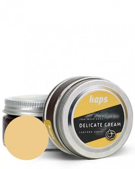 Kremowy krem, pasta do skóry licowej, Delicate Cream Kaps, 137