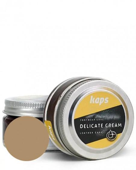 Ciemnobeżowy krem, pasta do skóry licowej, Delicate Cream Kaps, 167