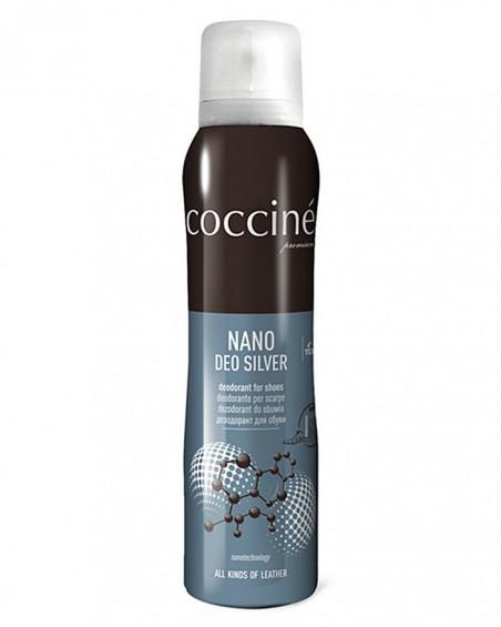 Dezodorant do butów sportowych, 150 ml, Nano Deo Silver, Coccine