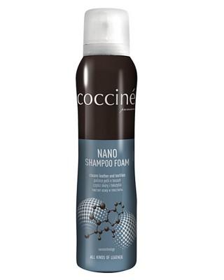 Pianka do czyszczenia skóry tekstyliów Nano Shampoo Foam Coccine