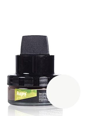 Bezbarwna pasta do butów z woskiem, Color Wax, Kaps