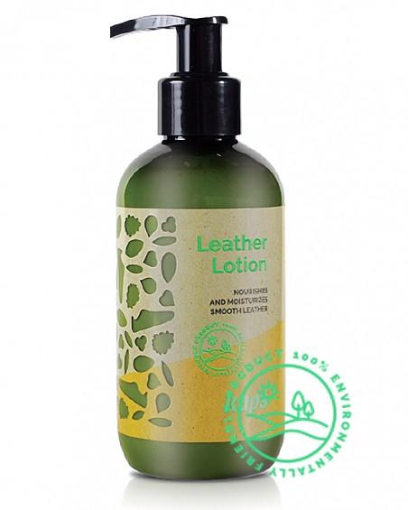 Leather Lotion Kaps, balsam do skór gładkich naturalnych, syntetycznych