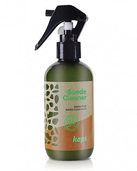 Suede Cleaner Eco Kaps, płyn czyszczący do zamszu, nubuku