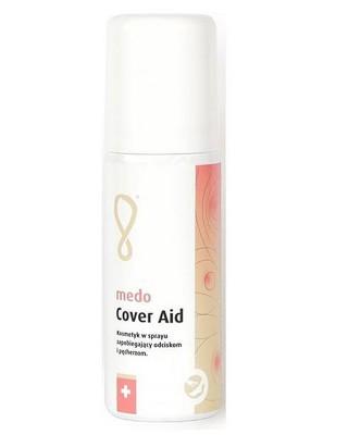 Medo Cover Aid, spray przeciwko odciskom i pęcherzom