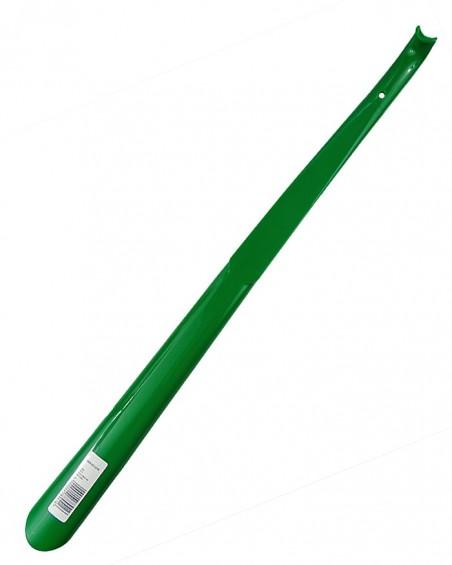 Zielona łyżka do butów, plastikowa, 58 cm, Bama