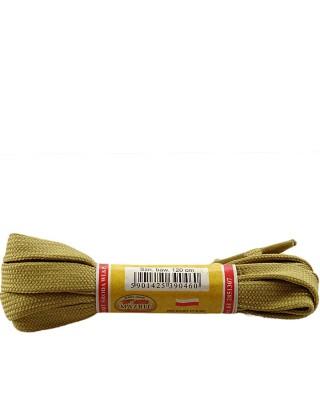 Płaskie, jasnorude, sznurówki do butów, sport, 10, 120 cm