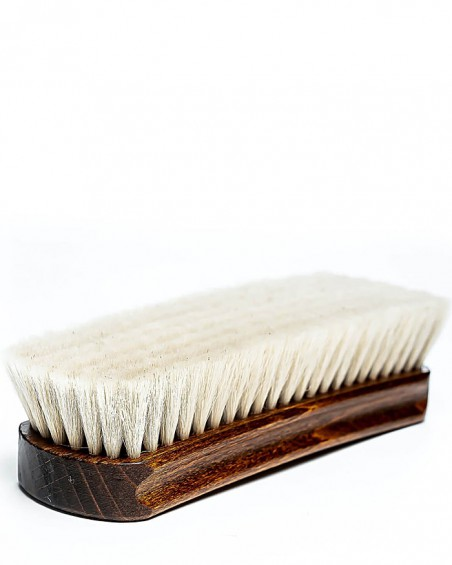 Naturalna szczotka do polerowania obuwia, kozie włosie, 1909 Collonil