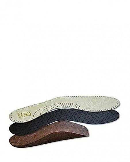 Wkładka do butów, skórzana, ortopedyczna, damska, Nicolo MO291