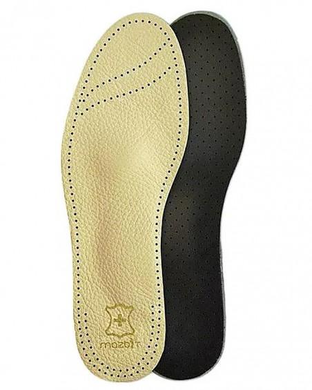 Wkładka do butów, skórzana, ortopedyczna, damskie, Optima MO301