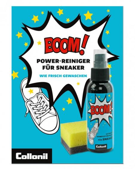 Boom Collonil, zestaw do czyszczenia butów, sneakersów