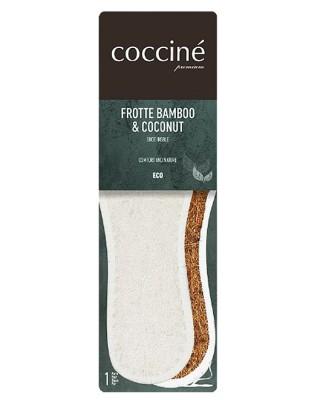 Wkładka do butów, Frotte Bamboo & Coconut, damska, Coccine