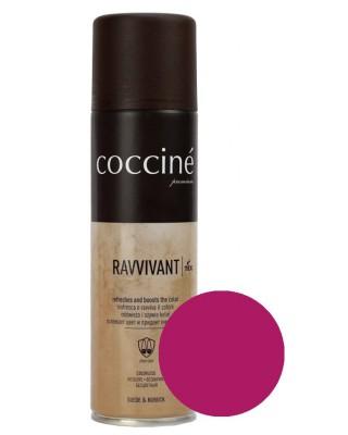 Różowa pasta, renowator do zamszu nubuku, Revvivant Coccine
