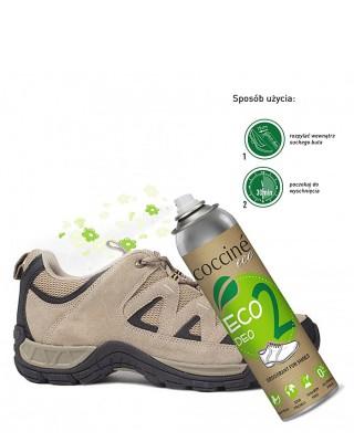 Eko Deo Coccine, ekologiczny dezodorant do butów, 200 ml
