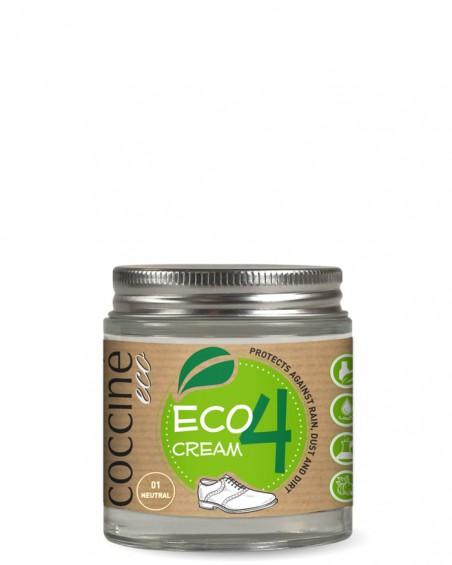 Eco Cream Coccine, czarny, ekologiczny krem do butów