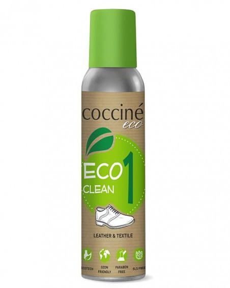 Eco Clean Coccine, ekologiczny szampon do czyszczenia butów