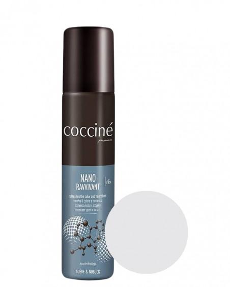 Nano Revvivant Coccine, bezbarwna pasta do zamszu, nubuku