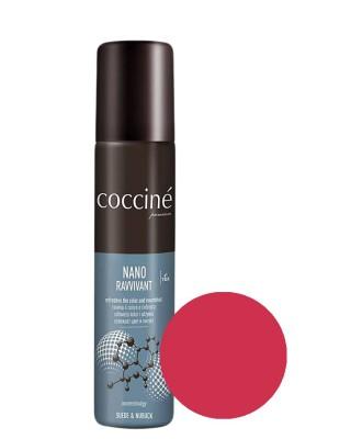 Nano Revvivant Coccine, czerwona pasta do zamszu, nubuku