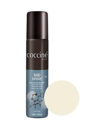 Nano Revvivant Coccine, pasta do zamszu, nubuku, kość słoniowa