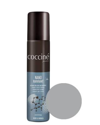 Nano Revvivant Coccine, jasnoszara pasta do zamszu, nubuku