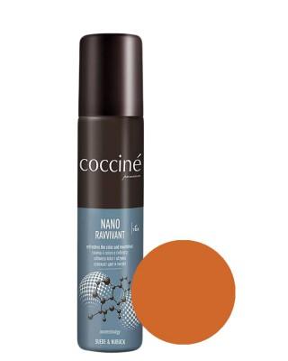 Nano Revvivant Coccine, pomarańczowa pasta do zamszu, nubuku