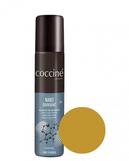 Nano Revvivant Coccine, pasta do zamszu, nubuku, camel