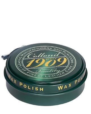 Czarna, klasyczna pasta do butów, Wax Polish, Collonil 1909