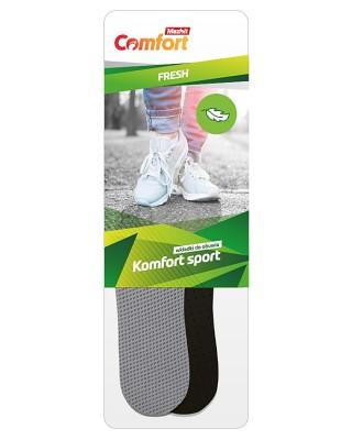 Wkładka do butów sportowych, damska, 051, Komfort Sport, Mazbit