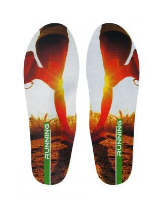 Wkładka do biegania do butów sportowych Running Kaps męska