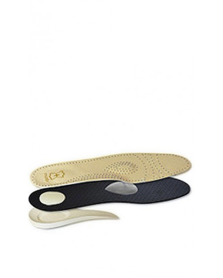 Wkładka do butów, skórzana, ortopedyczna, męska, Carlo MO308